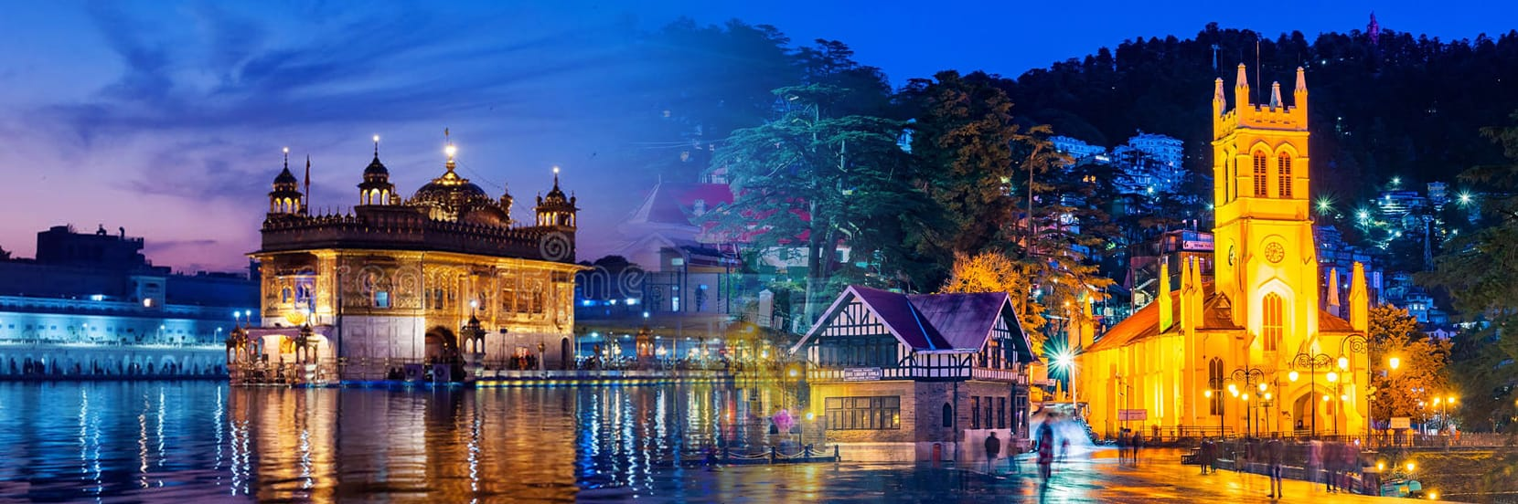 Himachal Pradesh Tour Packages From Amritsar